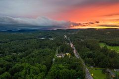 Sunset-following-rain-over-Thendara-NY-with-Moose-River